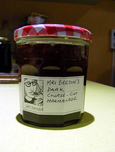Dark Thick-Cut Marmalade